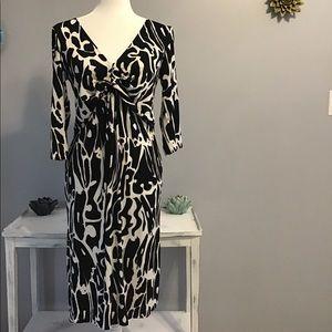 👑 Rare Issa London Abstract Dress Sz 12 👑